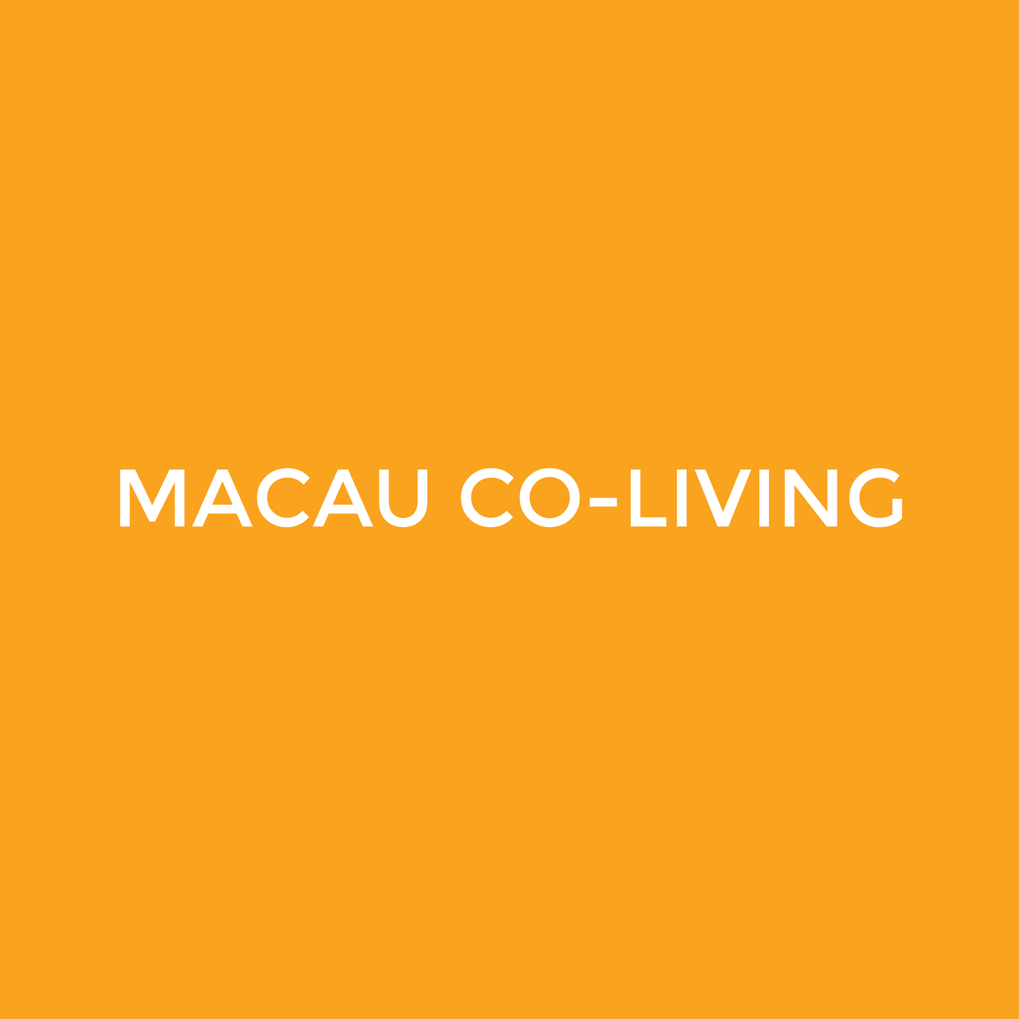 Macau Coliving