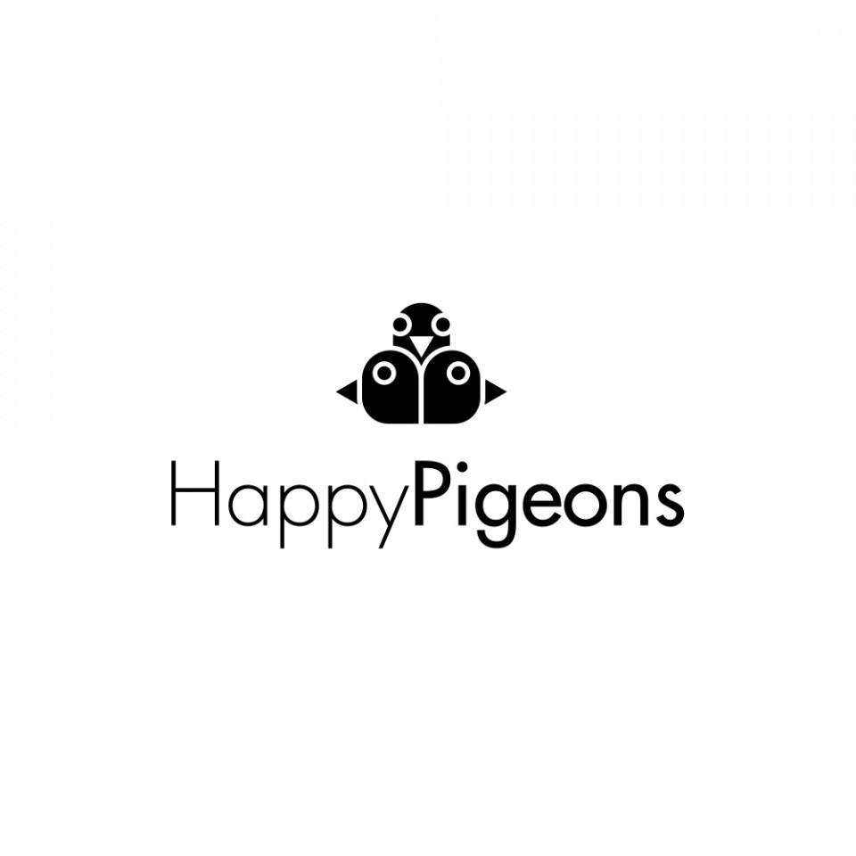 Happy Pigeons